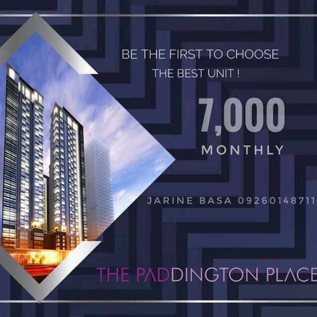 The PADDINGTON PLACE Condominium