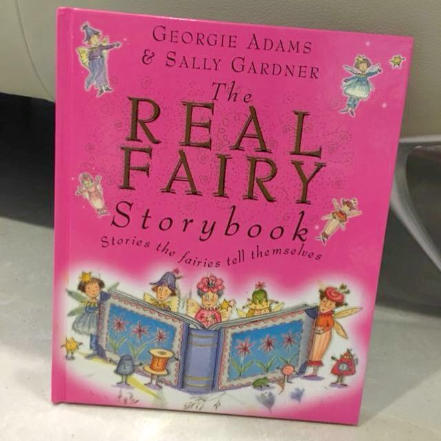 The Real Fairy Storybook - hardcover