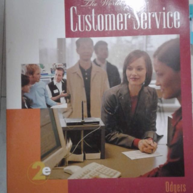 The World of Customer Service Pattie Gibson-Odgers