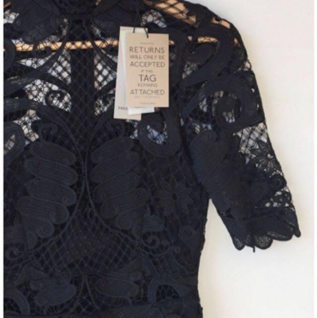 Thurley Babylon Midi dress