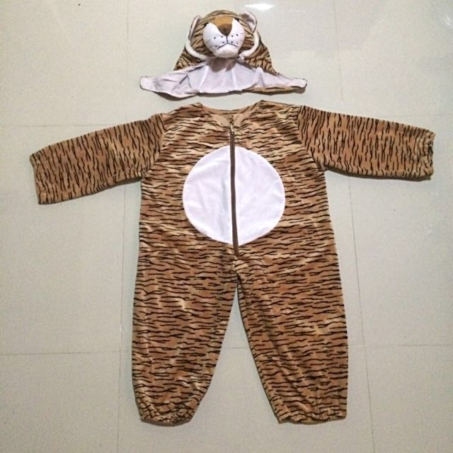 Tiger costume for toddler