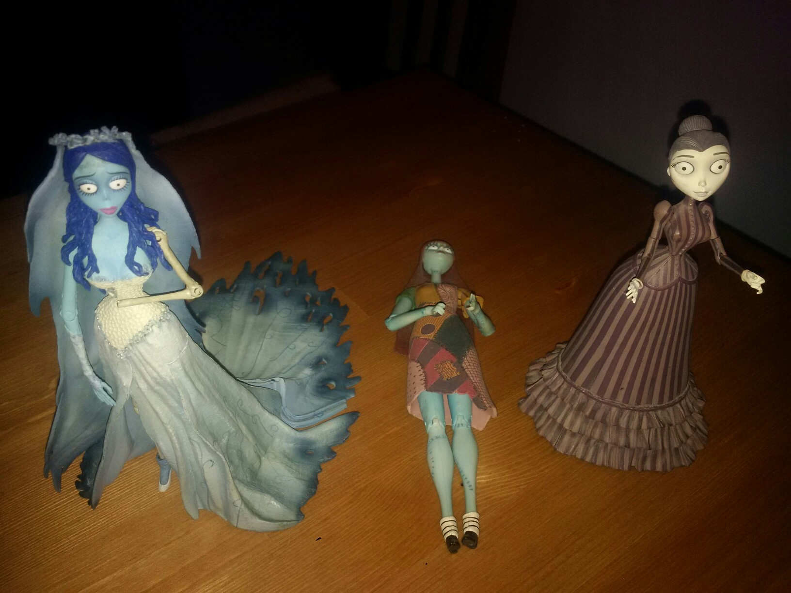 Tim Burton Female Figures: Corpse Bride, NBFC