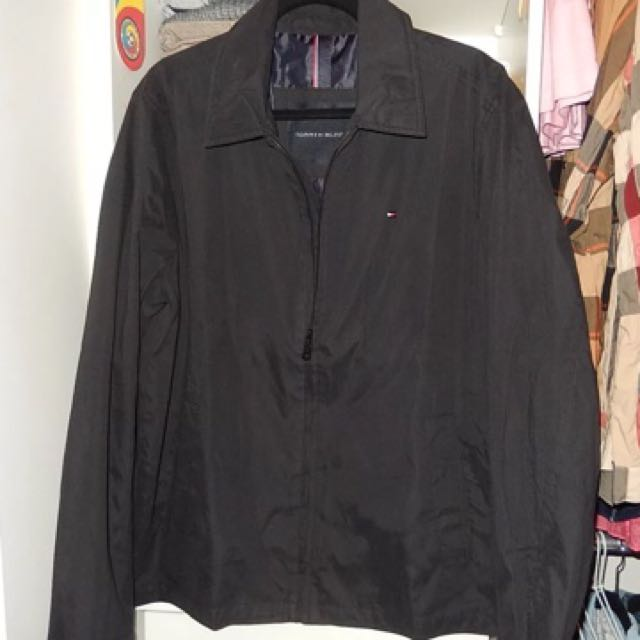 Tommy Hilfiger Harrington Jacket in Black