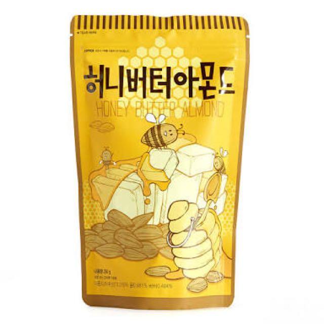 Tom's Farm Honey Butter