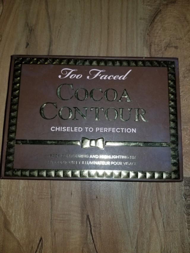 Too Faced Cocoa Contour set