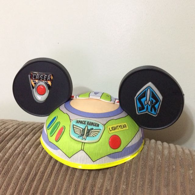 Toy Story Buzz Mickey Mouse Hat from Disney Park