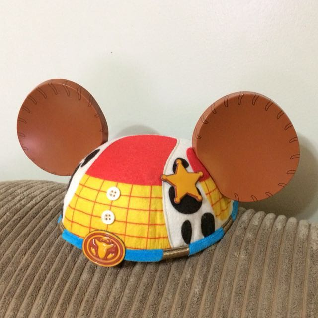 Toy Story Woody Mickey Mouse Hat