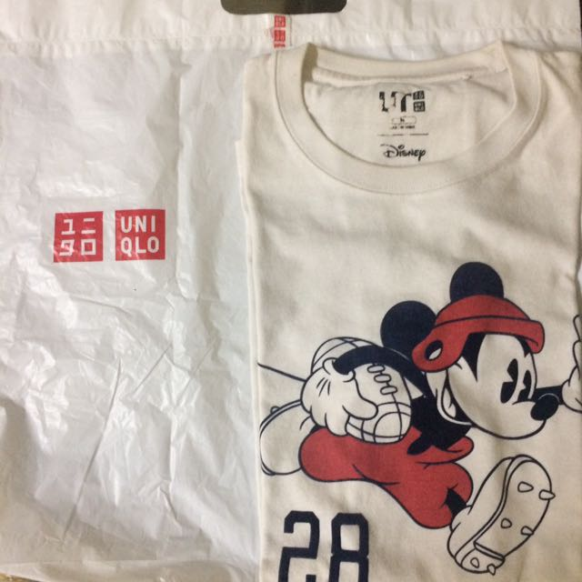 T-shirt Uniqlo UT