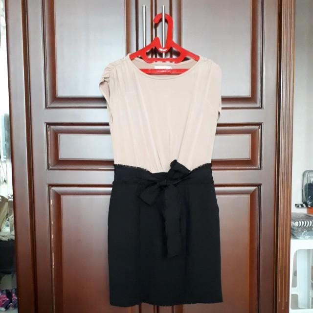 Twotones dress
