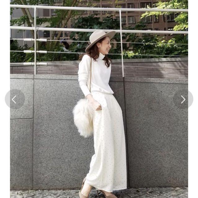 正品unrgid實品圖 針織羊毛上衣 白色