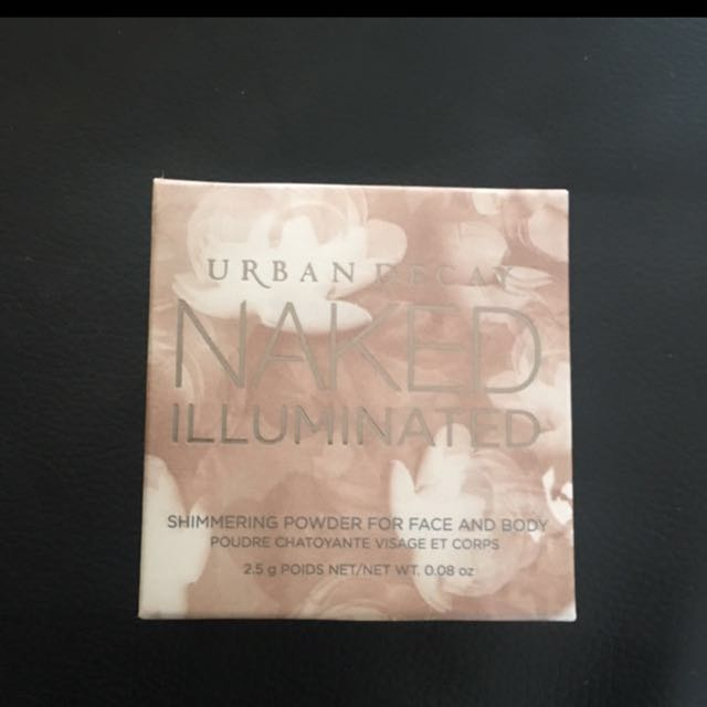 Urban decay naked illuminate