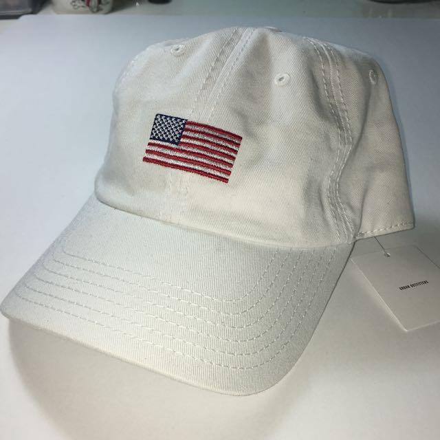 Urban Outfitters USA Flag Baseball Hat