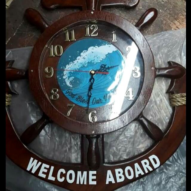 Wall Clock Anchor