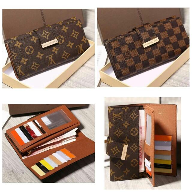 Wallet Louis Vuitton 8126#