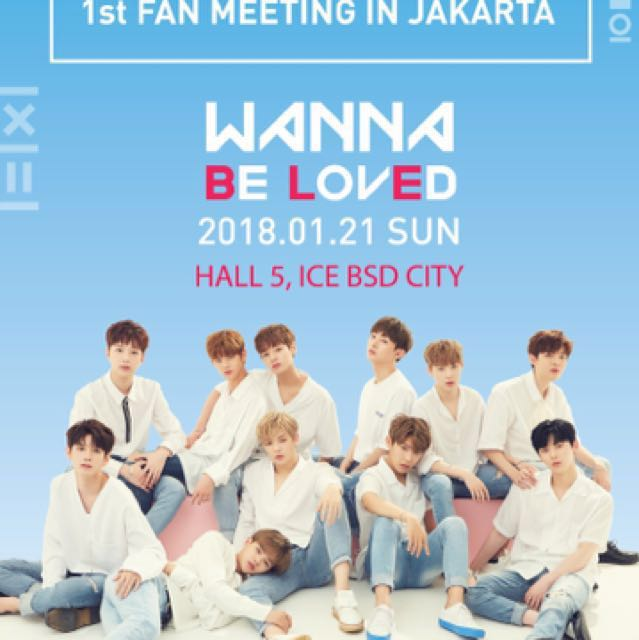 Wanna One Fan Meeting