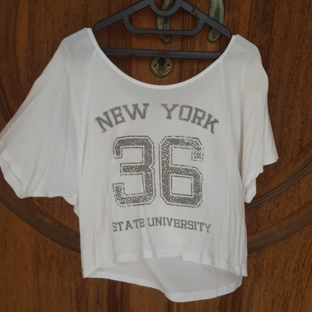 White 36 State University Top
