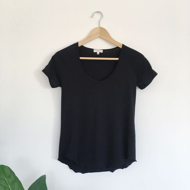 Wilfred tandis t-shirt | navy blue | small