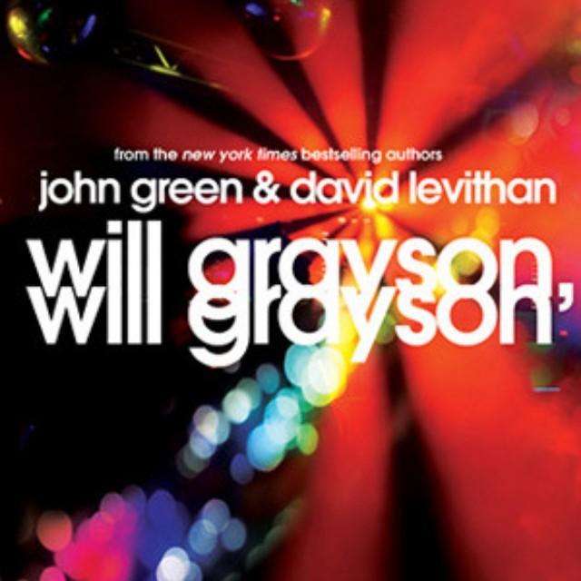 Will Grayson Will Grayson by David Levithan & John Green