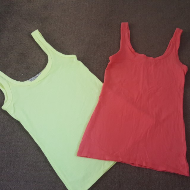 Womens Just Jeans singlet tops XS 8