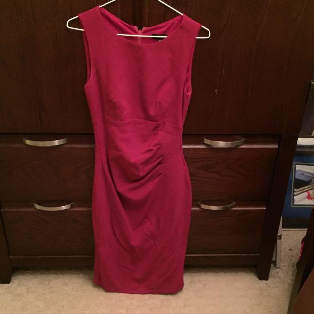 XXS Knee Length Le Chateau Dress