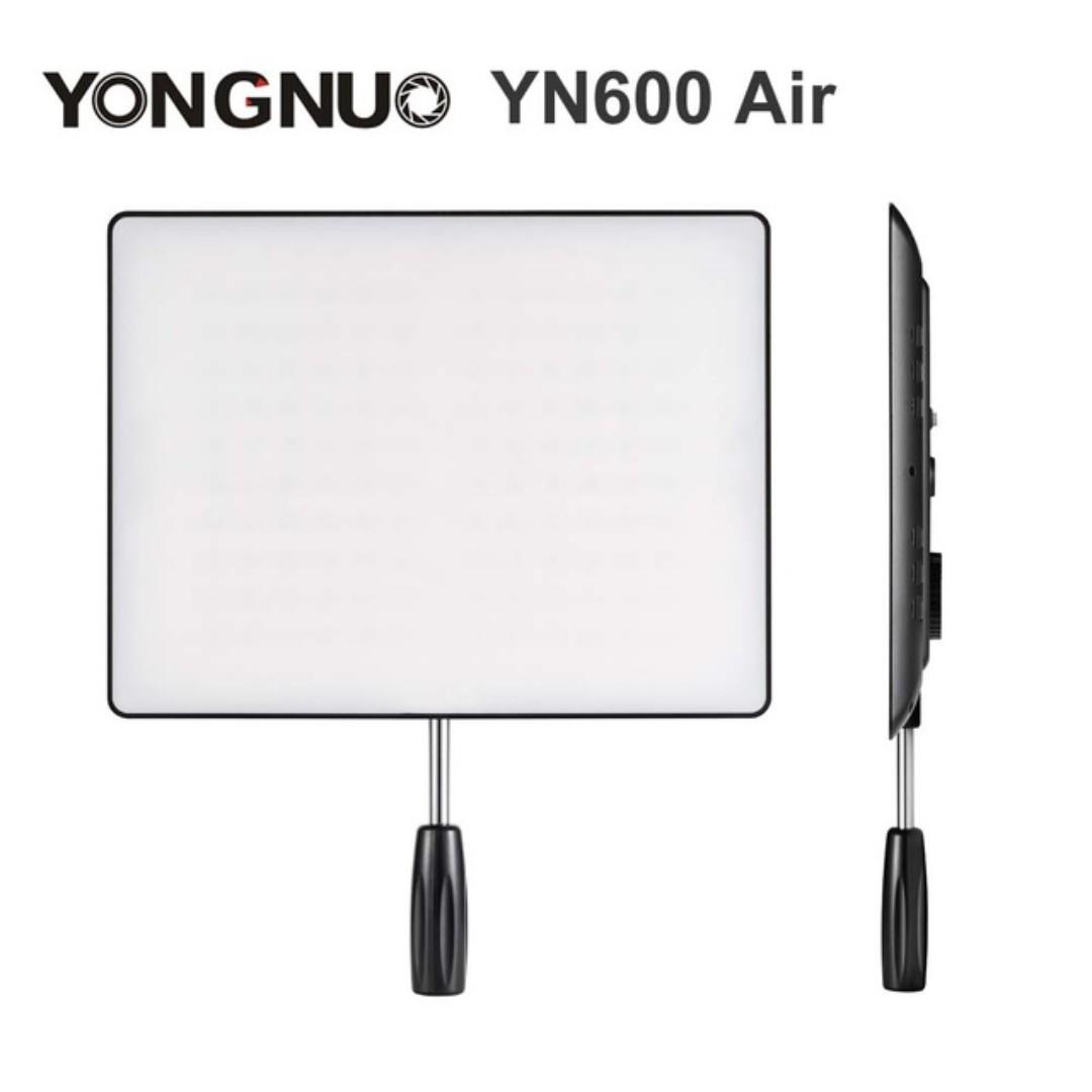 Yongnuo YN600 AIR Bi-Color On-Camera 3200K-5500K LED Video Light