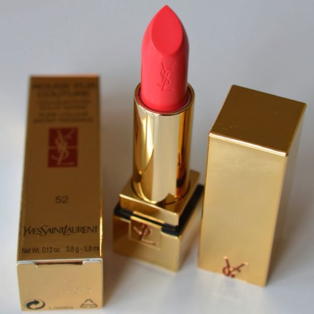 YSL Rouge Pur Couture 52
