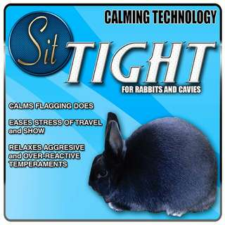 Sit Tight for Rabbits & Cavies (Immunize + Calming Ingredients)