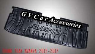 Trunk Tray for Avanza 2016-2018