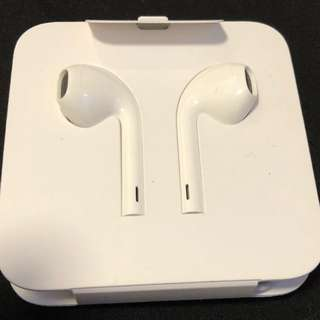 原廠apple耳機連轉換頭