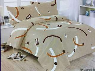 4-IN-1 Bedsheet Set