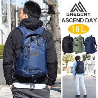 Gregory Ascend day 16L