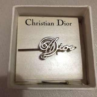 Christian Dior Hair Clip