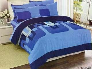4-IN-1 Bedsheet Set