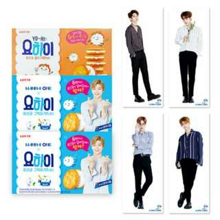 [PREORDER] WANNA ONE × YOHI BISCUIT w BROMIDE