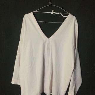 Blouse sexy dari this is april (REPRICE!)