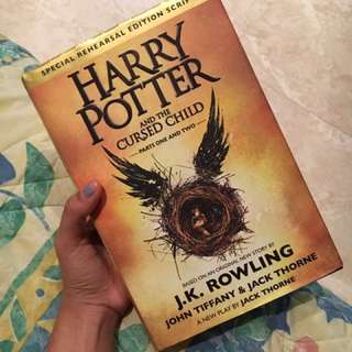 HARRY POTTER and the cursed child Part 1&2