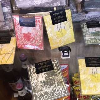 🚚 泰國超夯香氛系列🇹🇭Karmakamet🇹🇭香氛書籤卡