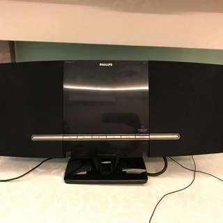 Philips Micro Theatre System MCD 388-98