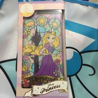 Disney 長髮公主 iphone 6 plus 手機殻
