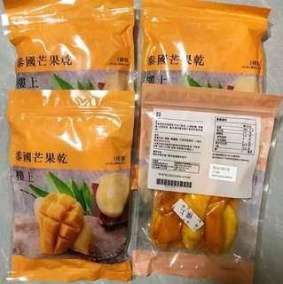樓上 泰國芒果乾(1磅裝)