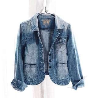 SALE WRANGLER Denim Jacket (M)