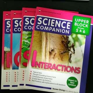 P5 & P6 science practice