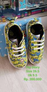 Vans Toy Story Ori kids