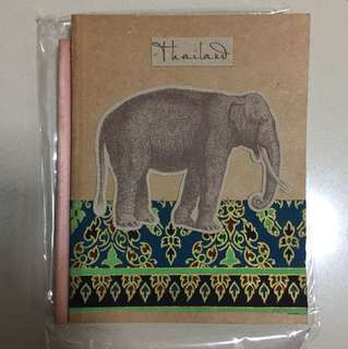 Thailand note book