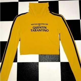 Vintage Rare Quentin Tarantino Turtleneck