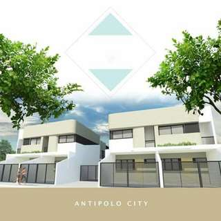 TOWNHOMES IN MASINAG ANTIPOLO FOR SALE!!