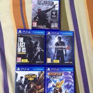 ‼️✨💥PS4 and PS3 GAMES 💥✨‼️