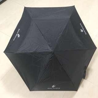 輕巧 人頭馬 縮骨 雨遮 (傘)