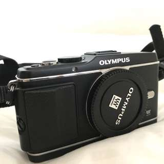 Olympus EP-3 with 14-42mm & 40-150mm