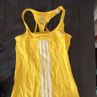 Adidas Work out shirt (xs)
